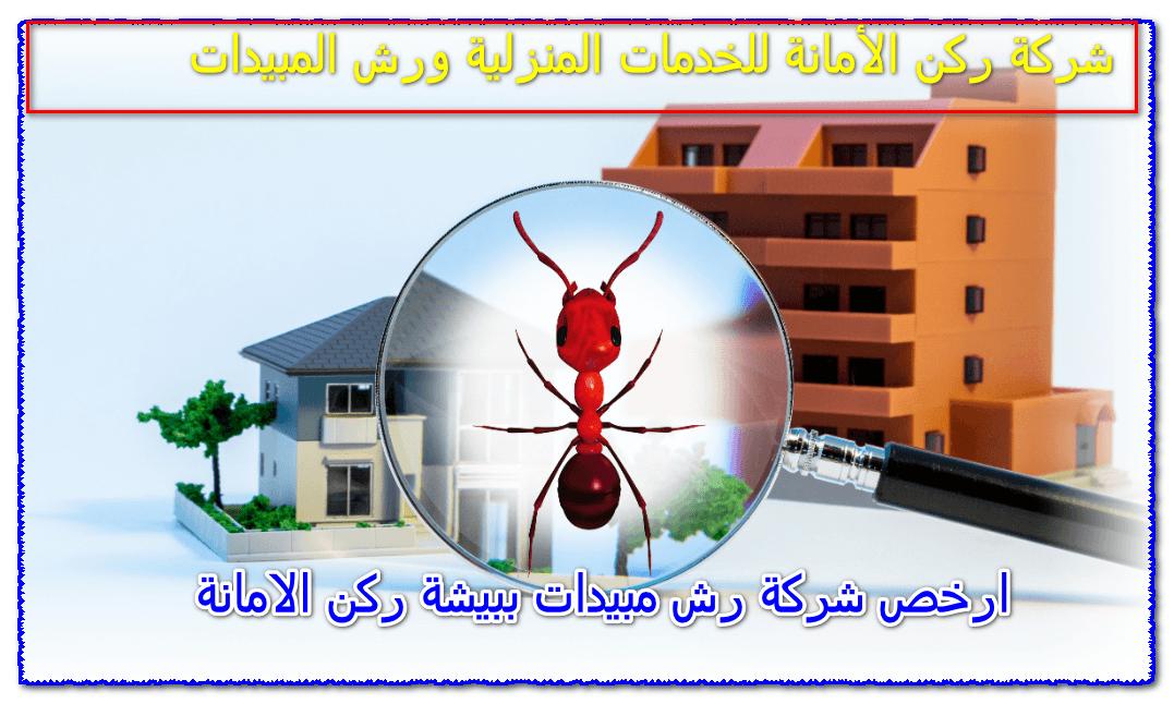 Photo of ارخص شركة رش مبيدات ببيشة 0535304912 مع الضمان وخصم 33%
